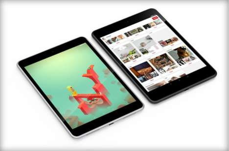 Laminated Android Tablets