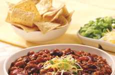 Imitation Mexican Chili - Quorn's Mexican Chili is Made Using Non-Meat Grounds
