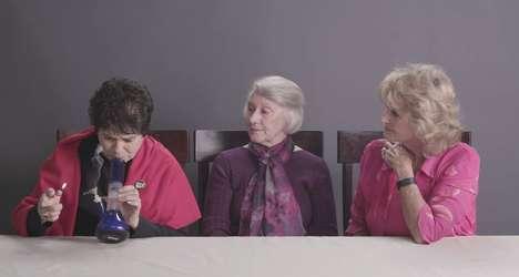 Viral Senior Drug Videos