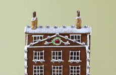Bank-Breaking Gingerbread Houses