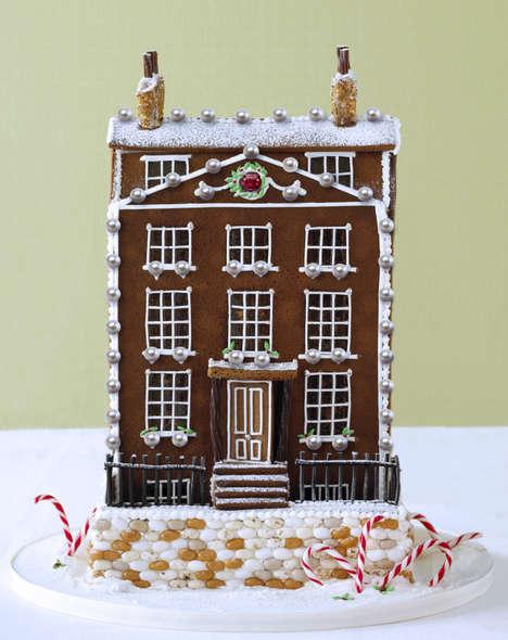 Bank-Breaking Gingerbread Houses