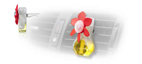 Floral Car Fresheners