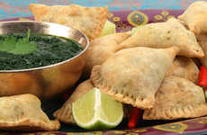 Homemade Vegetable Samosas - Canadian Living Creates a Recipe That Rivals Street Vendors in India