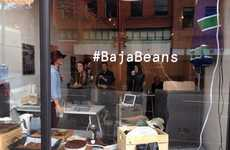 Fundraising Pop-Up Cafes - The Baja Beans Roasting Pop Up to Help the Community of Pescadero, Mexico