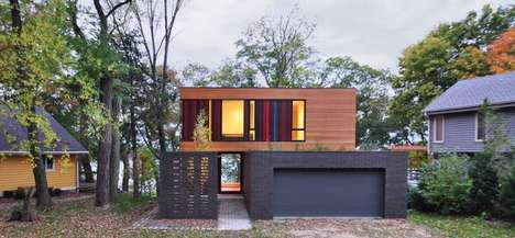 Scenic Cubic Homes