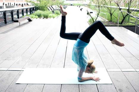 Panty-Free Yoga Pants
