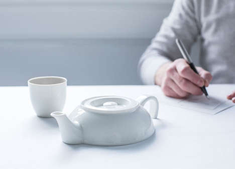 Halved Single Serve Teapots
