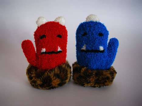 Monstrous Mitten Accessories