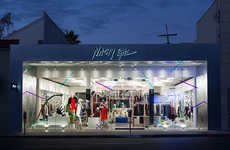 Online Retailer Brick-and-Mortars - The Nasty Gal Melrose Store is Located in Los Angeles
