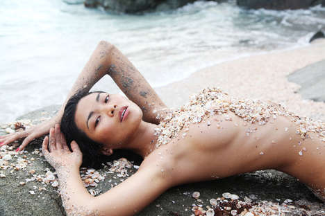 Sensuous Seashell Editorials