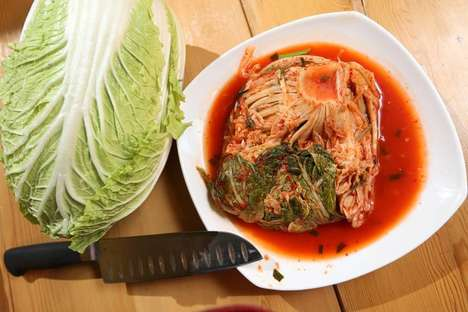 Health-Conscious Cabbage Cafés