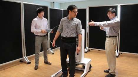 Robotic Walkers - This Robotic Walker Could Help Teach Patients to Walk Again
