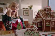 Celebrity Christmas Commercials - Samsung's Christmas Commercial Stars Kristen Bell and Dax Shepherd