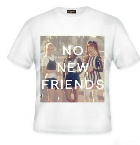 Friendship-Banning Tees