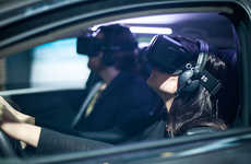 Assembly Line Simulators - Chrysler's Virtual Reality Experience Shows How Its Cars Are Made