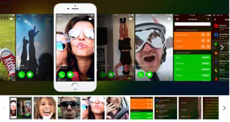 Social Video Apps - The Rinbw App Fosters Communication with Your Closest Pals