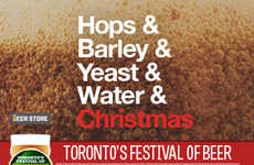 Colossal Beer Festivals - Toronto's Festival of Beer Includes Culinary Delights & Good Tunes