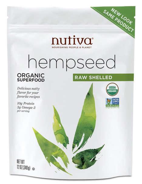 Organic Hempseed Snacks