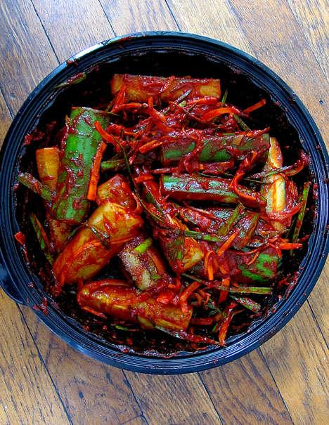 Spicy Cucumber Recipes