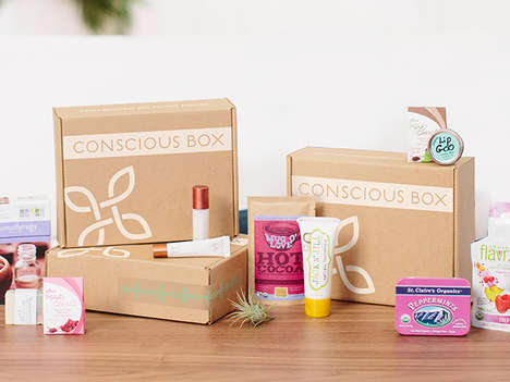 Kind Subscription Boxes - Gifts Inside of a Conscious Box Are Natural, Ethical and Sustainable