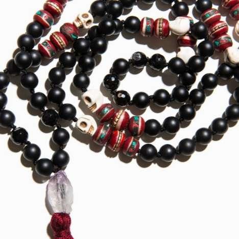 Luxurious Prayer Necklaces