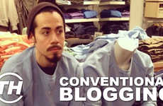 Conventional Blogging