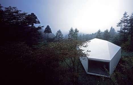 Angular Hillside Galleries
