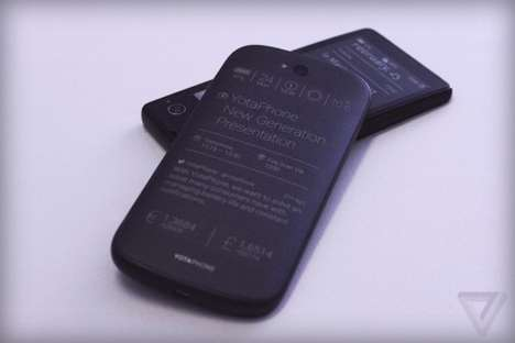 Paper Display Smartphones