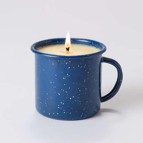Warm Cider Candles