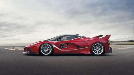 Aerodynamic Italian Cars