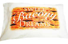 Aromatic Pillow Cases - This Bacon Scented Pillow