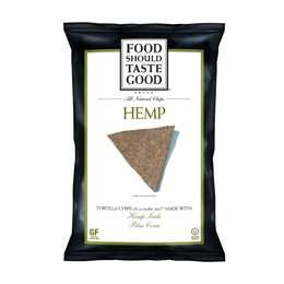 Hemp Tortilla Chips
