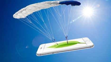 Futuristic Smartphone Protection Technology