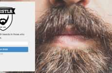 Beard-loving Social Networks - Bristlr is a Platform That Connects Beards and Beard-Lovers