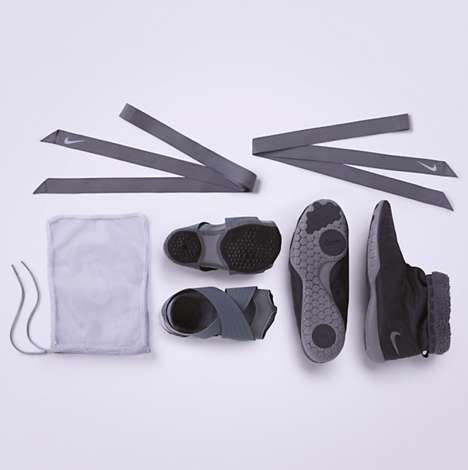 Yoga Footwear Systems