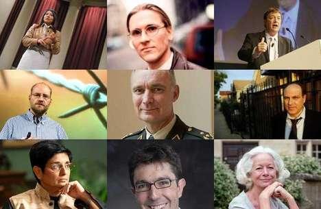 40 Talks on Crime