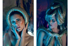 Coiled Accessory Editorials