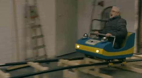 Roller Coaster Open Houses