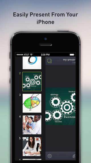 Mobile Presentation Apps