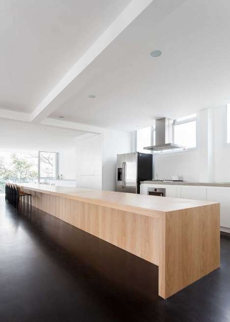 Infinite Kitchen Islands
