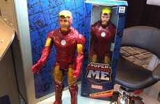 Personalized Superhero Toys
