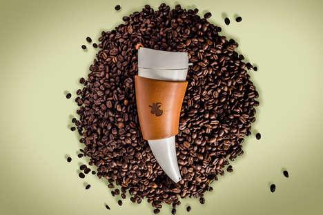 Horned Coffee Mugs