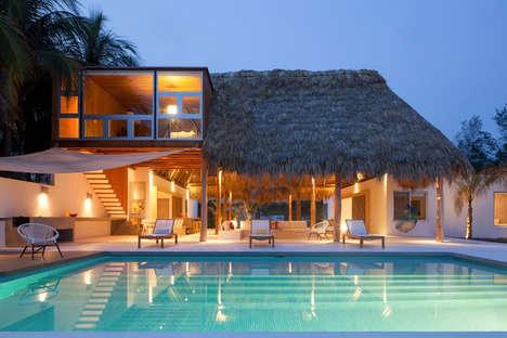 Enclosed Oceanic Villas