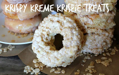 Confectionary Cereal Donuts