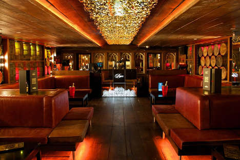 Gilded Nightclub Installations