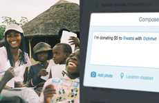 Simple Social Charity Campagins - Charitweet's Tweet to Donate Enables Direct and Easy Giving