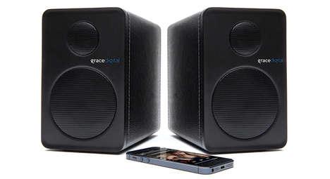 Dynamic Bluetooth Speakers