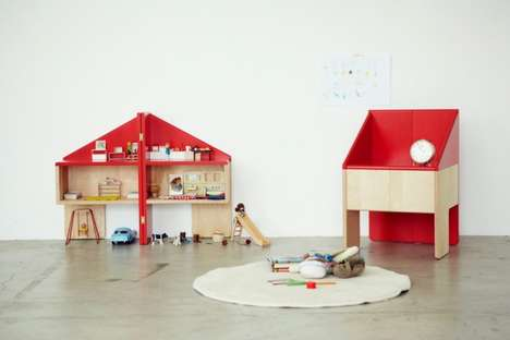 Collapsible Dollhouse Chairs