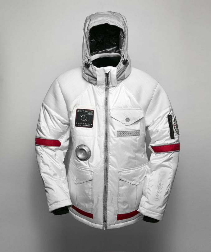 Stylish Spacesuit Jackets