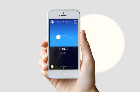 Sun-Matching Smart Lighting